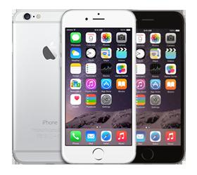 замена стекла дисплея iphone 6