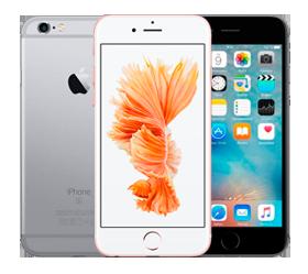 Замена стекла дисплея iphone 6s