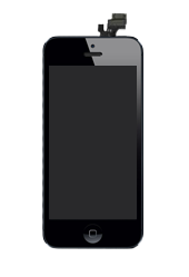 Сменить стекло вместе с дисплеем на iphone 5c