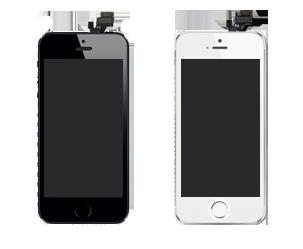 Полная замена и стекла и дисплея для iphone 5s, SE