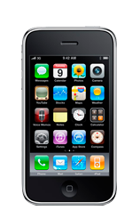 замена стекла дисплея iphone 3g