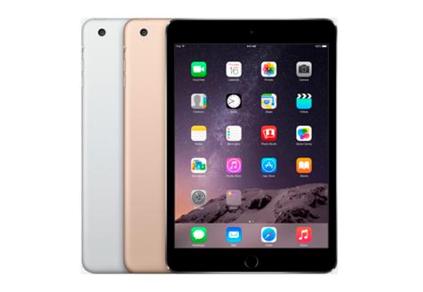 Замена стекла дисплея iPad Mini 3