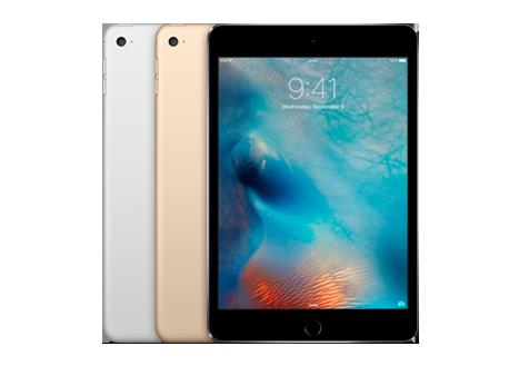 Замена стекла дисплея iPad Mini 4