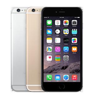 замена стекла дисплея iphone 6 plus