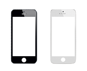 замена стекла iphone 5s, SE