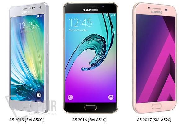 Замена стекла Samsung A5