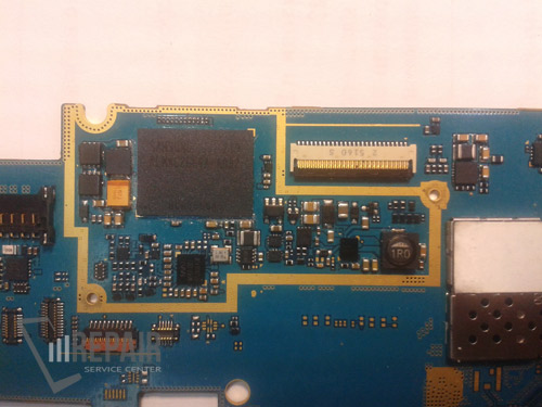 N8000 замена emmc