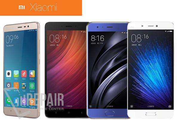 Замена экрана Xiaomi