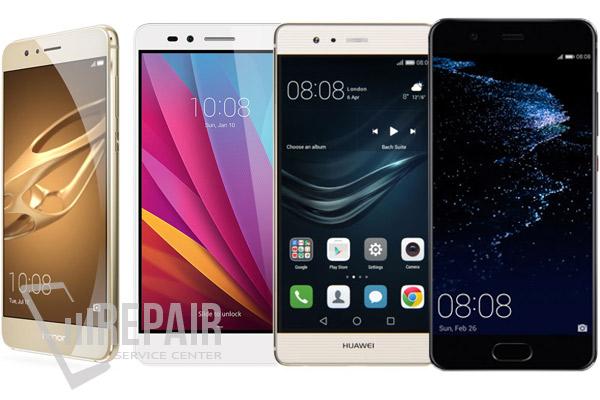 Замена экрана Huawei