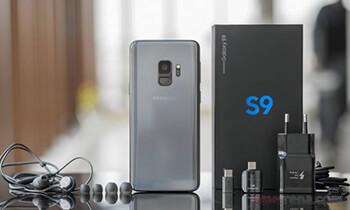 Выход в свет Samsung S9